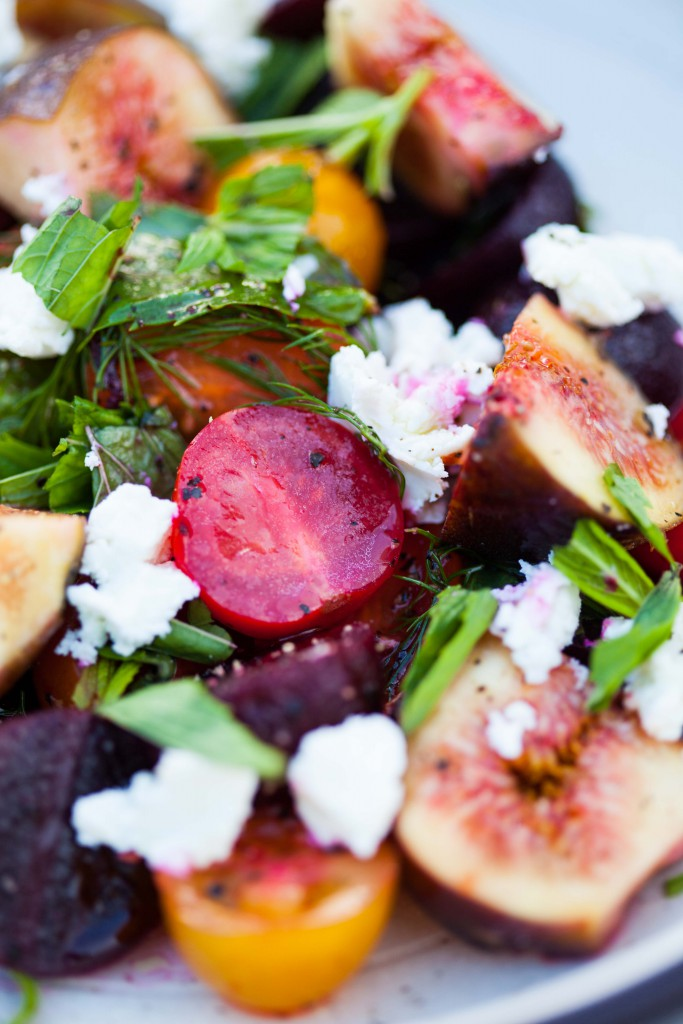 Baby beet, salad, perth