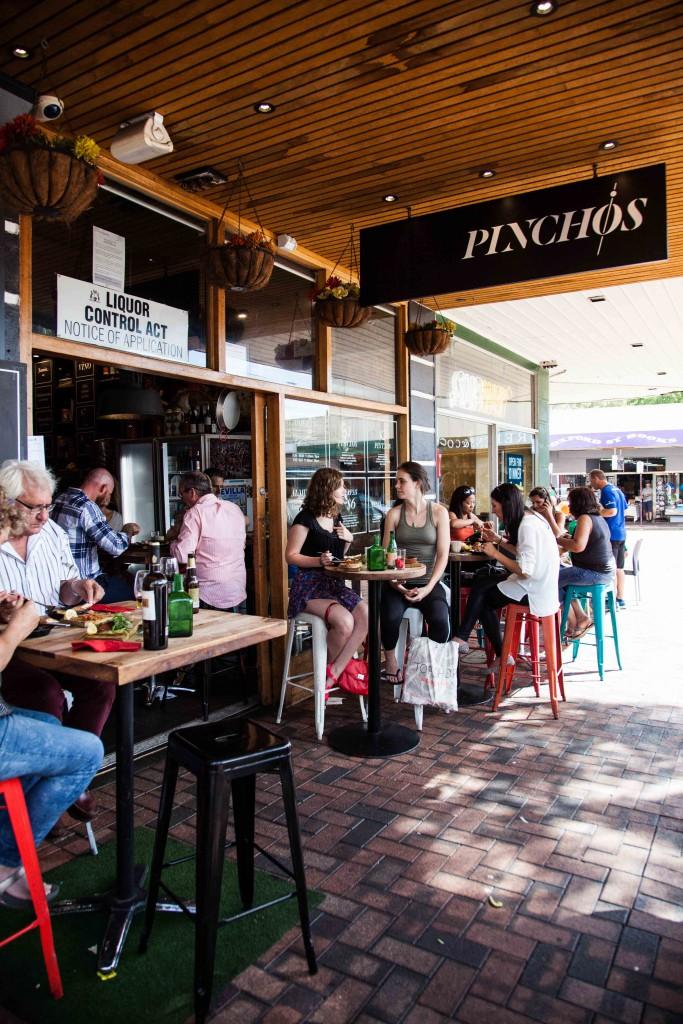 Pinchos, Perth