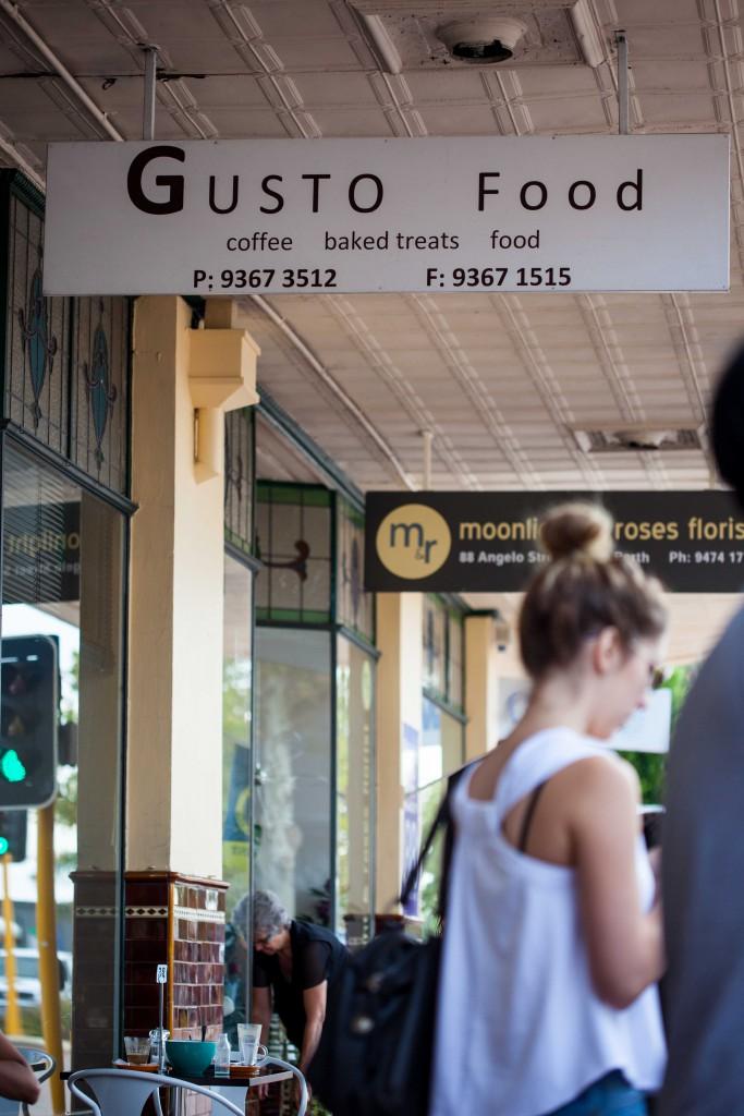 Gusto Food, Perth