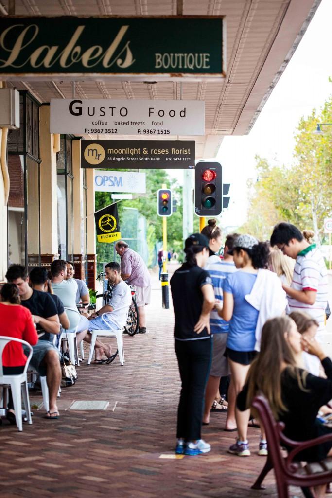 Gusto Food Perth