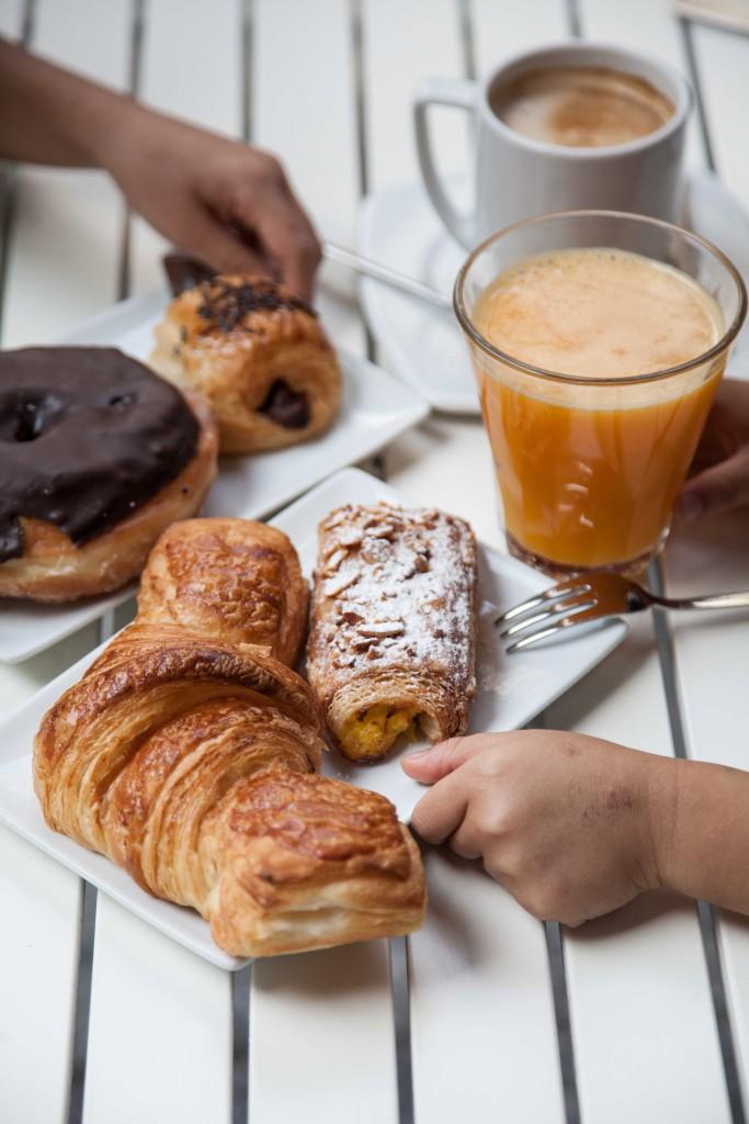 Breakfast at Zabala Kafeak