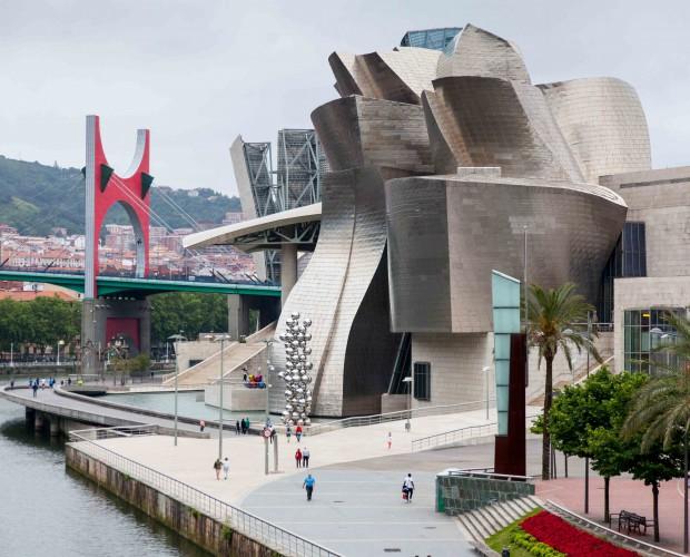 Guggenheim Museum in Bilboa