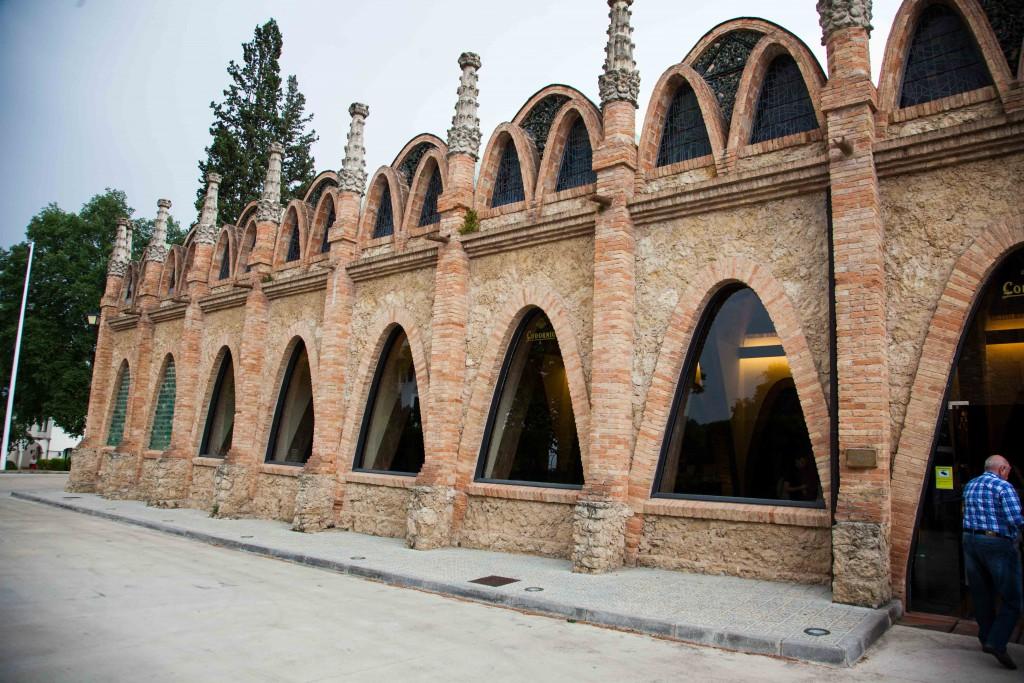 Sala Puig, Codorniu Estate