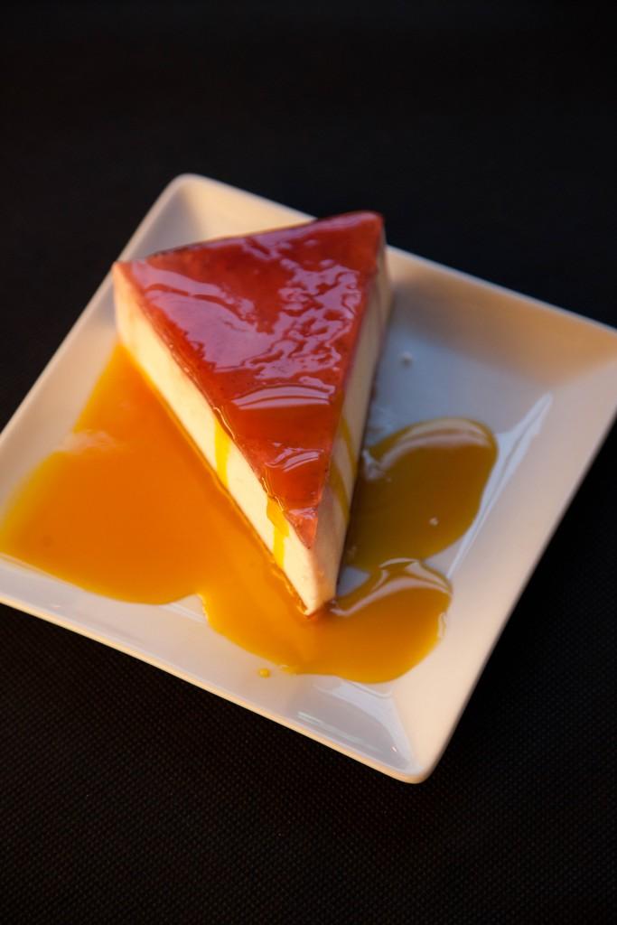 Cheesecake at Taps de Suro