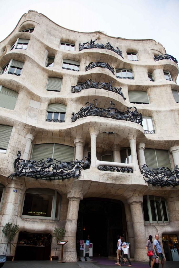 Casa Mila La Pedreda