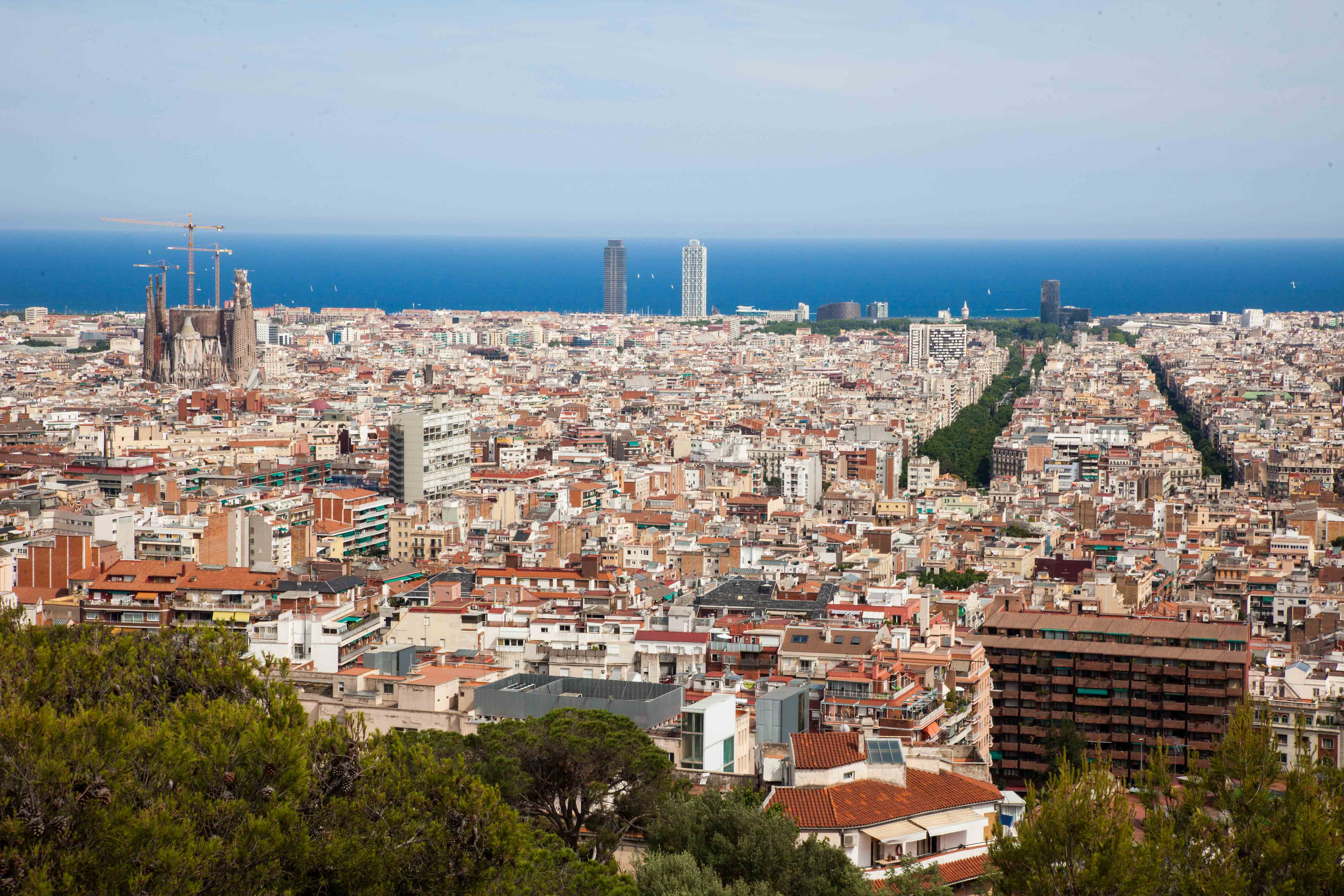 Barcelona bucket list where to go for Swimming pool trade show barcelona
