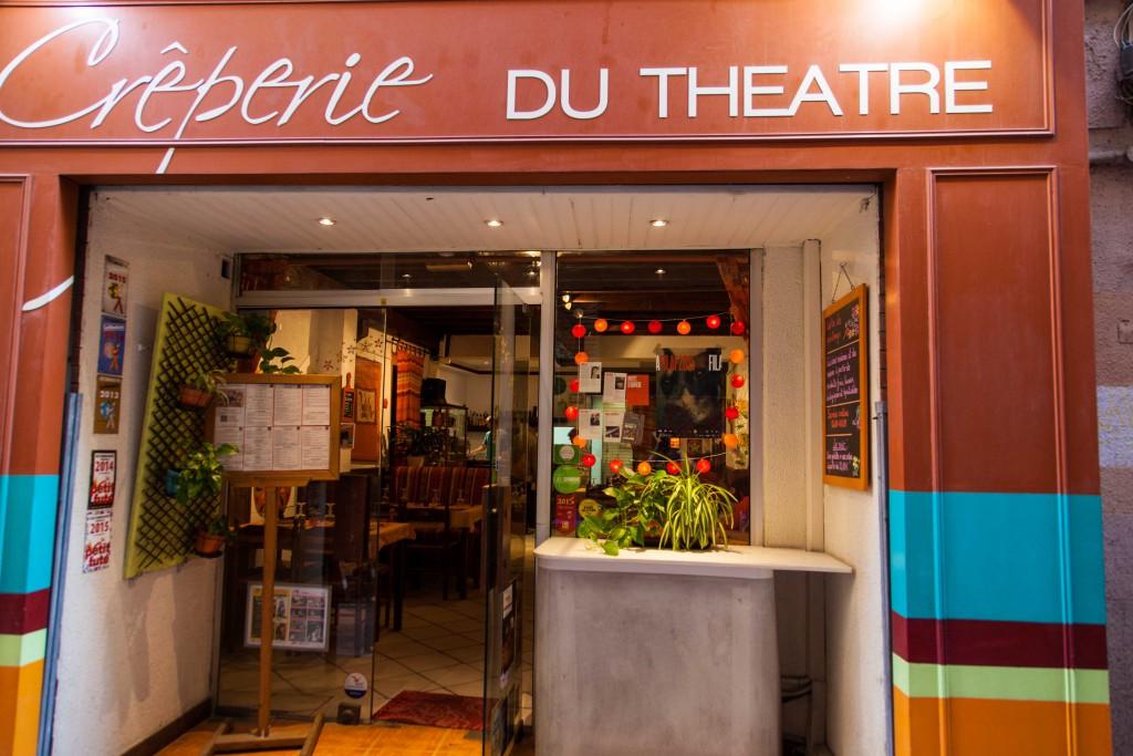 Creperie Du Theatre