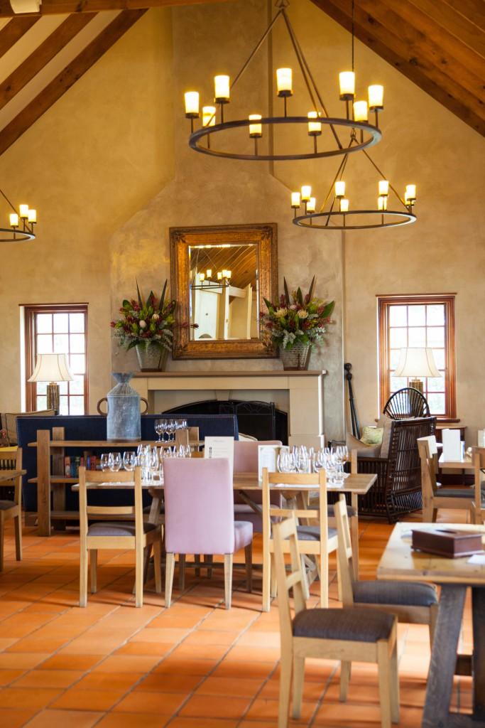 Restaurant at Voyager Estate in Margaret River