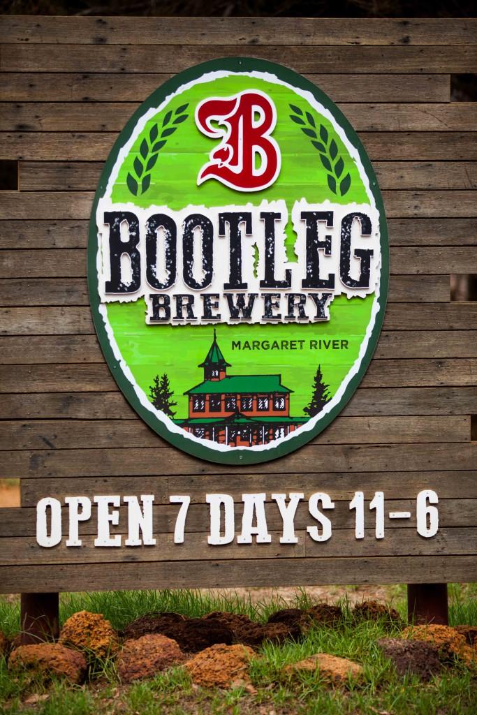 Bootleg Brewery, Margaret River