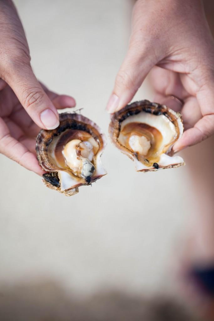 Woodman Jetty, scallops, Perth