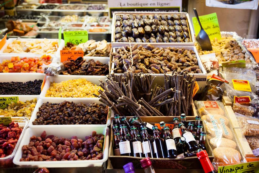 Aux bonnes olives
