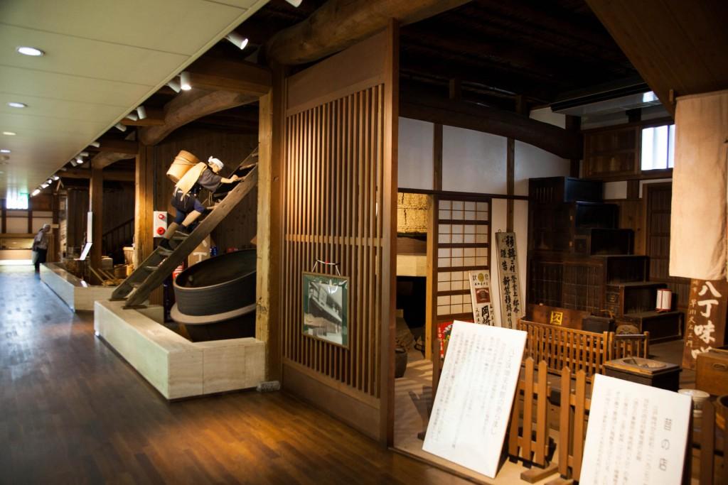 The original store preserved