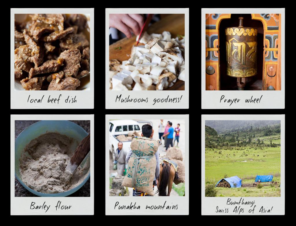 Bhutanese Inspired beef and barley soup