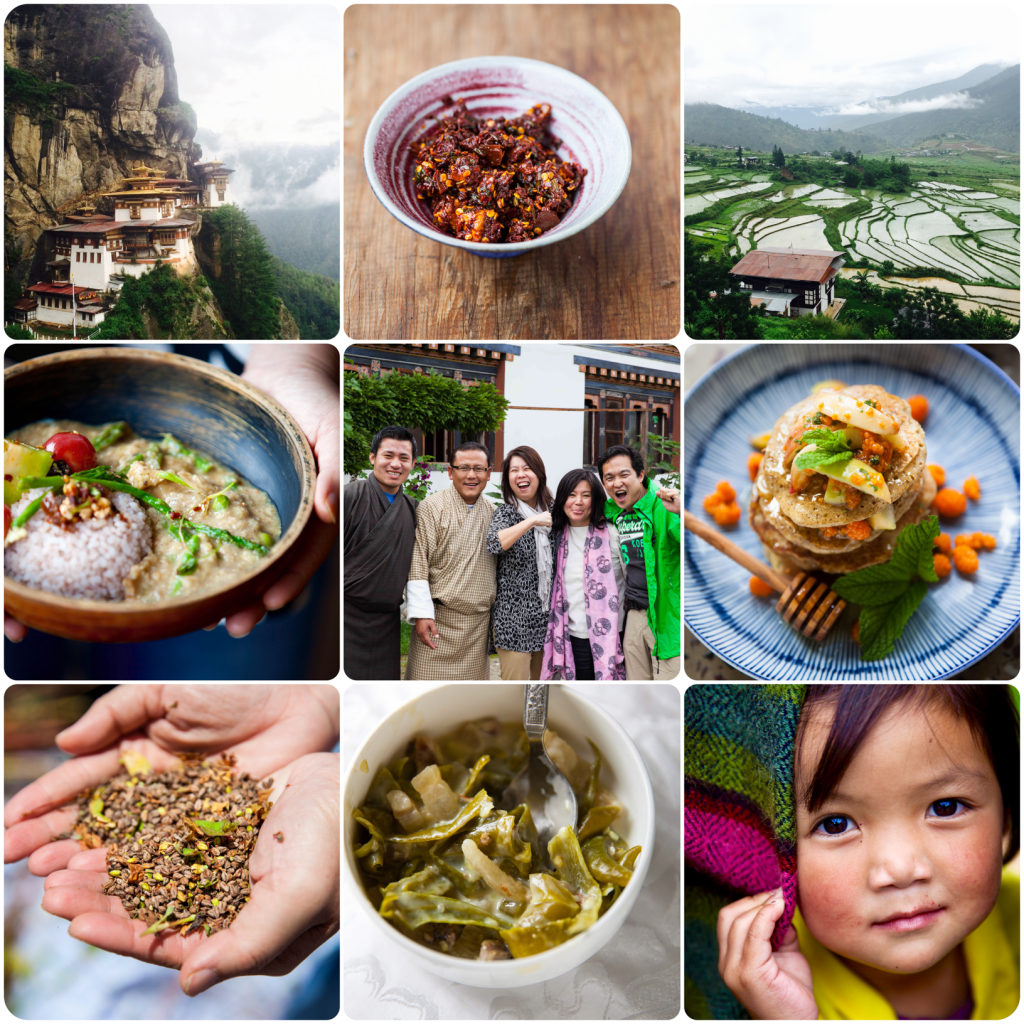 Savour the flavour of Bhutan with me as we go on this farm-to-table journey!
