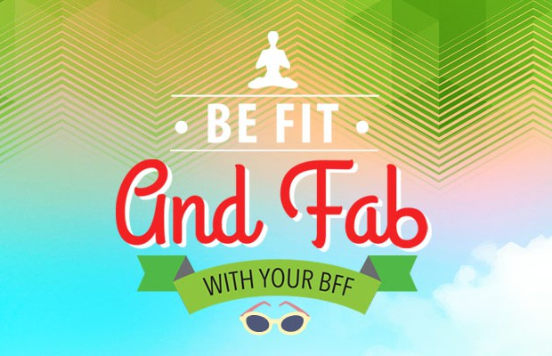 Be fit and fab