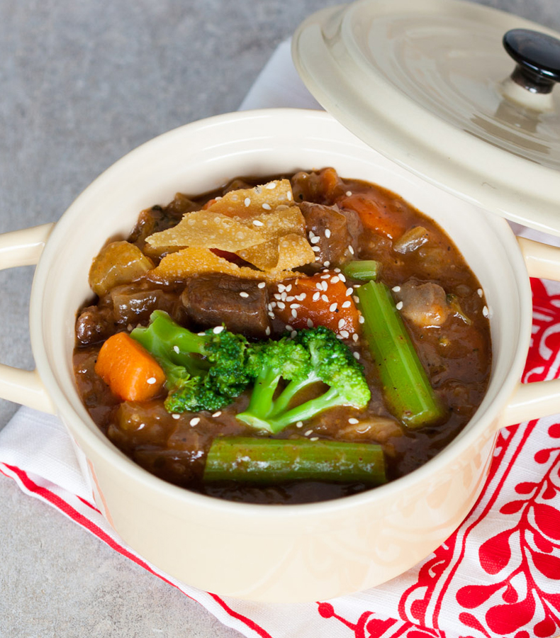 Prosperity Black Pepper Beef Stew The Soup Spoon Free Delivery Above 80