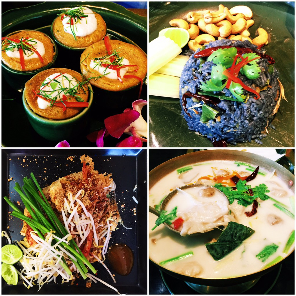 Snapshots of traditional Thai food, always spicy, sweet and savoury !