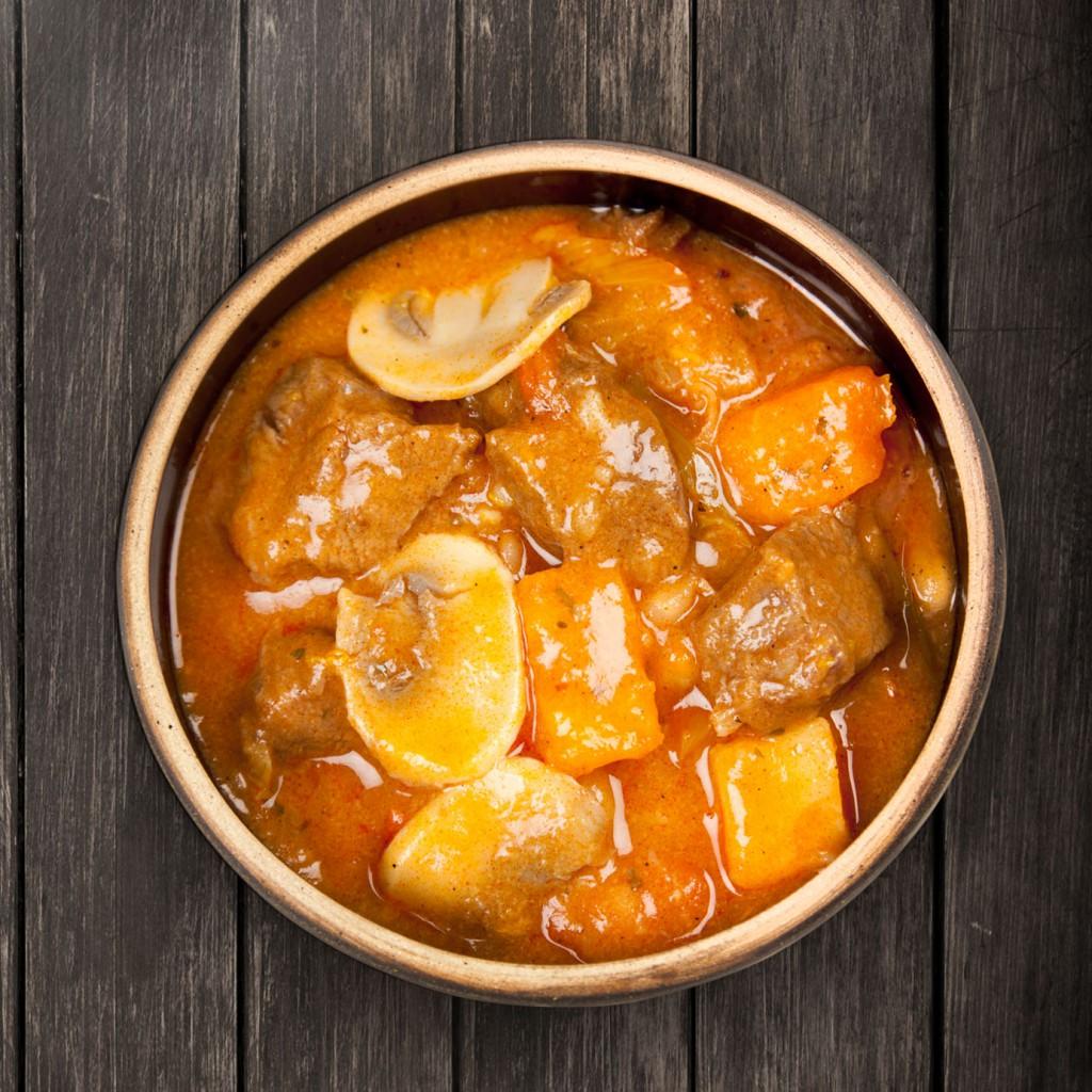 A Florentine Midsummer Night's Beef Stew