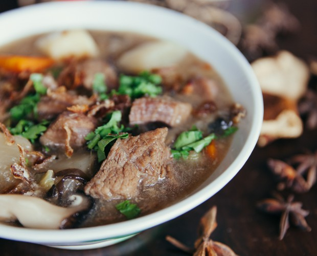 Memories on the table | Grandpa's Hainanese Beef stew
