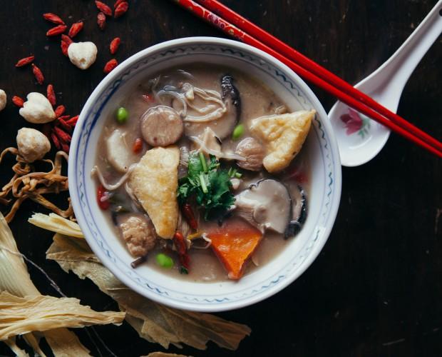 Vegan Chap Chye Stew