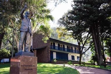 House of the founder, Attílio Fontana, has now become a memorial and museum.