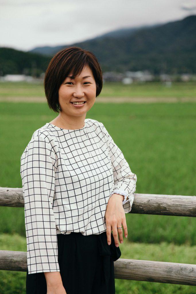 Kayano, my host from Komatsu's comfort food is her mum's arajiru