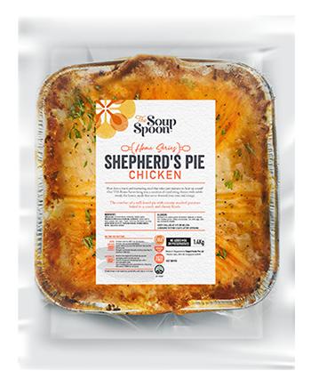 TSS Shepherd's Pie